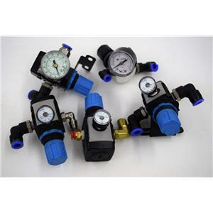 Festo Pressure Regulators Assortment LR-M1-N1/4-10G Gauges