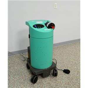 Niche Medical SmartVac Smoke Evacuator System Cart & Footswitch