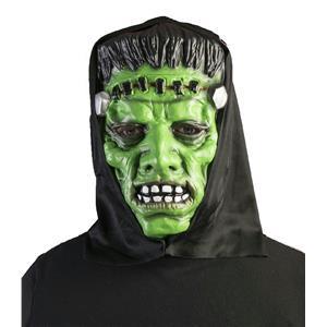 Forum Novelties Green Hooded Monster Frankenstein Adult Costume Mask