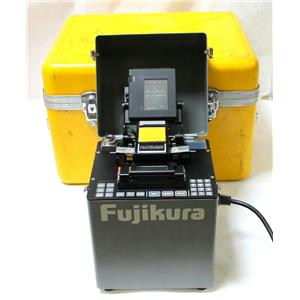 Fujikura FSM-20RSII12 Ribbon Fiber Fusion Splicer