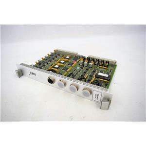 PCB Washfluid Control Board(Fluid Control) f/Roche COBAS AmpliPrep Sample Prep