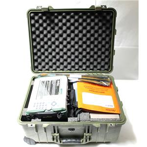 Anritsu MS2721B Spectrum Analyzer 9kHz to 7.1GHz Opt. 20 Tracking Generator NEW