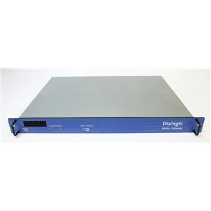 Dialogic 2000 DMG2000 SIP VoIP Media Gateway E1/T1 DMG2030DTIQ