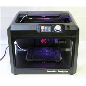 MakerBot Replicator Fifth Gen Desktop 3D Printer without Extruder / Build Plate