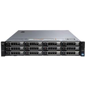 DELL PowerEdge R720xd LFF 2×Six-Core Xeon 2.0GHz + 128GB RAM + 12×2TB SATA H710P