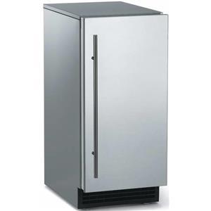 Scotsman Brilliance Series 15 Inch Outdoor Gourmet Ice Machine SCCG50MA1SS