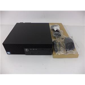 Dell 6Y9TM Opitplex 3050 SFF Desktop QC I5-7500 3.4GHZ 8GB 500GB W10P64