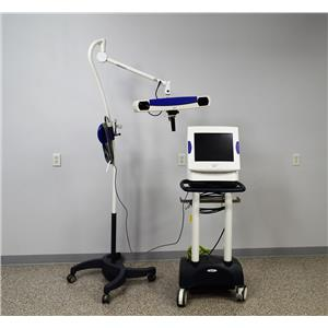BrainLab CI Camera & Monitor Mobile Cart Navigation Anthroplasty Surgical Ortho