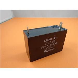 Generac 0065134SRV Generator Capacitor 22UF 450V