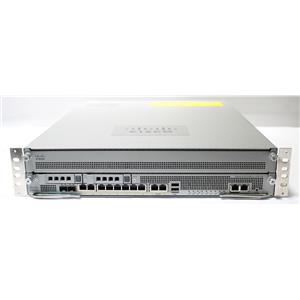 Cisco ASA5585-S20-K9 ASA 5585-X Firewall w SSP-20 Bundle, Dual PSU