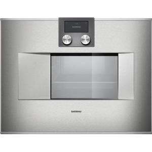 Gaggeanu 400 Series 30 Inch Single Electric Wall Oven Right Hing Swing BO480611 (6)