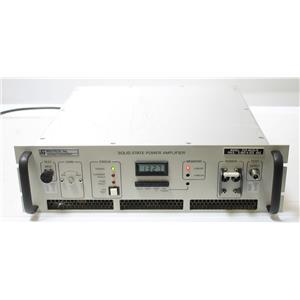 MAXTECH PCD-6025/R Solid State Power Amplifier Sattelite C-Band 5.850-6.425 GHz