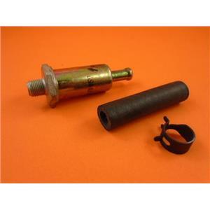 Generac 047629 RV Generator Fuel Filter 1/8 NPTMTL