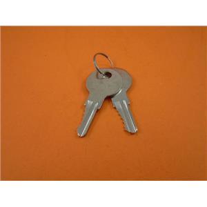 Generac 067042A Generator Key AH112 Set of 2