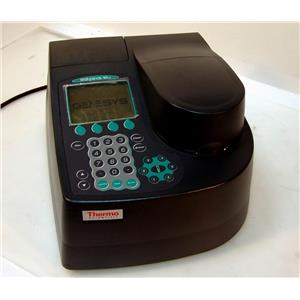 Thermo Scientific Genesys 10uv Spectrophotometer