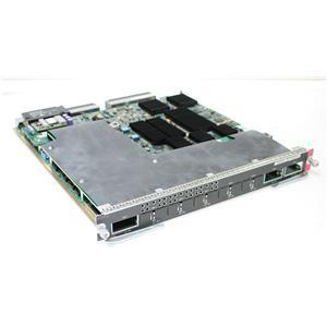 Cisco WS-X6708-10G-3CXL Catalyst 6500 8-Port 10 Gigabit Ethernet Module