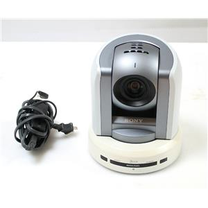 Sony BRC-300 Megapixel Robotic 3CCD PTZ Pan Tilt Zoom Color Video Camera