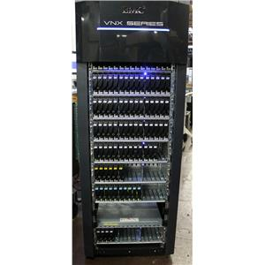 EMC VNX5300 Storage Array 55.7TB Raw Capacity SSD, 10GbE iSCSI, 8GbE FC