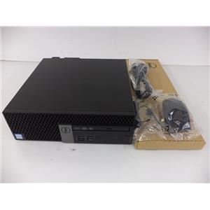 Dell KKD12 OptiPlex 5050 Quad Core i5-7500 3.4GHz 8GB 256GB SSD W10P64