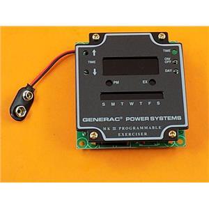 Generac Excerciser Control Board 0A86370srv