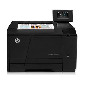 HP LASERJET PRO M251NW COLOR LASER PRINTER WARRANTY REFURBISHED WITH NEW TONERS.