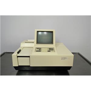 Shimadzu UV160 UV-Vis Spectroscopy Spectrophotometer Dual Beam