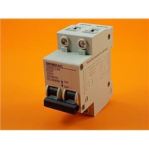 Generac 0D1004E Guardian Generator Circuit Breaker 50A 400V 2 Pole