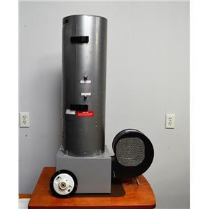 Ace Glass 7901-65 FlowThru UV Lamp Housiing Photo-Oxidation w/ Blower Fan