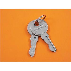 Generac 0D3037K Locking Latch Key