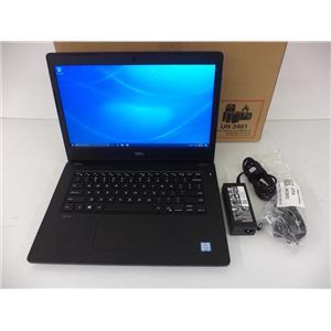 "Dell 2JVJK Latitude 3480 14"" i3-7100U 2.4GHZ 4GB 500GB W10P64"