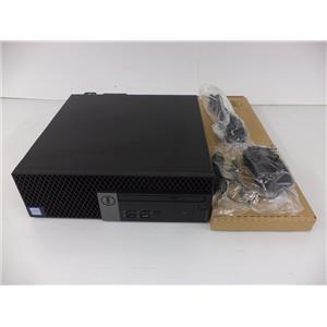 Dell K3T2W OptiPlex 5050 SFF Desktop i7-7700 3.6GHz 8GB 256GB W10P64