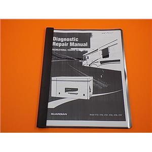 Generac Quietpact 55/65/75 Guardian Diagnostic Repair Manual 0E7225