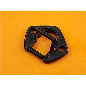 Dometic A&E RV Awning 3310795004UF Sun Chaser II Foot Assy w Rivets (Black)