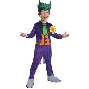 DC Comics The Joker Boys Child Costume Small 4-6