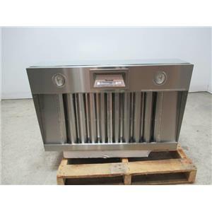 "Thermador Professional Series 36"" Auto Heat Sensor Custom Insert Hood VCIN36JP"