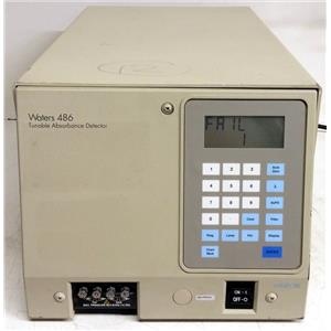 WATERS 486 TUNABLE ABSORBANCE DETECTOR MODEL M486