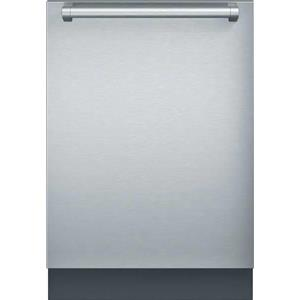 """Thermador 24"""" SS 42 dBA 5 Option Integrated Dishwasher Sapphire DWHD650JFP"""