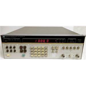 HP 3325A SYNTHESIZER/FUNCTION GENERATOR 21MHz