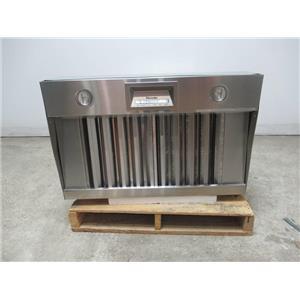 "thermador Professional 36"" SS Custom Hood Baffle Filters Insert VCIN36JP (5)"