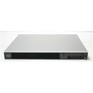 Cisco ASA 5515-X Firewall 250 VPN 6GE Data 1GE Mgmt 3DES/AES