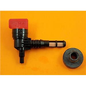 Small Engine Fuel Cut-Off Valve Replaces Briggs 208961, 192980GS Kohler 2546203S