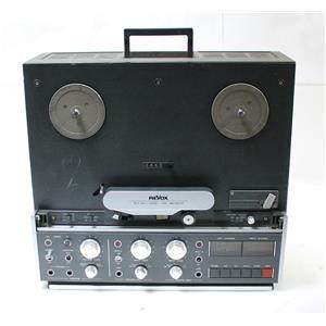 ReVox B77 MK II Stereo Reel to Reel Tape Recorder