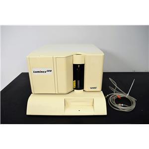 Bio-Rad Luminex 100 XYP Platform SD Multiplex Sheath Assay Clinical Diagnostics