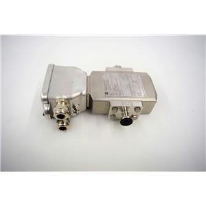 Endress Hauser Promag H Flow Meter 53H04-9F0B9AC2ABAA f/ Amersham System