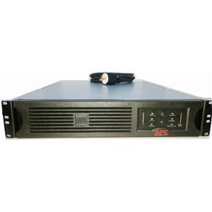 APC/DELL DLA3000RM2U Smart-UPS Power Backup 3000VA 2700W 120V SUA3000RM2U USB 2U