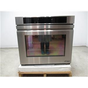"Dacor Distinctive DTO130S 30"" 4.8 cu ft Convection Single Electric Wall Oven SS"