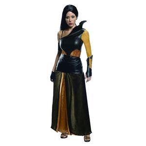 300 Rise of Empire: Artemisia Fire Battle Deluxe Adult Costume SMALL