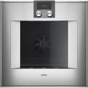 Gaggenau 400 Series 24 In 3.2 cuft Single Convection Electric Wall Oven BO451611