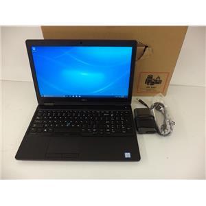"Dell VGY82 Latitude 5580 15"" i5-7200U 2.5GHZ 8GB 256GB SSD W10P64"