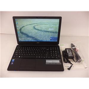 "Acer NX.M8EAA.007 Aspire E1-572-6459 15.6"" Core i3-4010U 1.7GHZ 4GB 500GB W7HP"